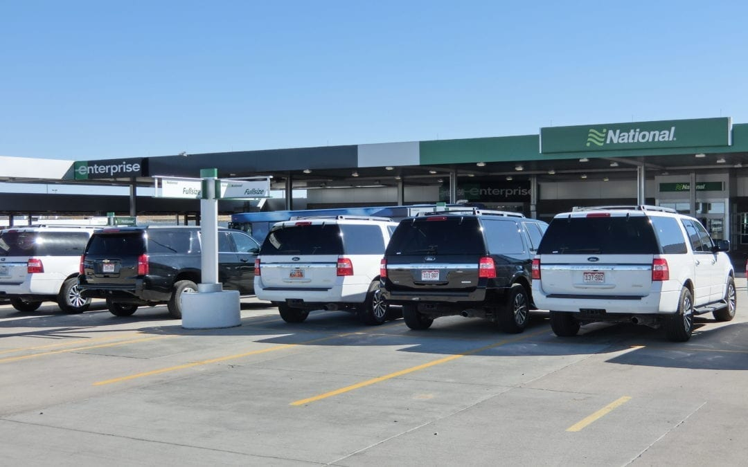 Airport Needs To Do More To Ensure Rental Car Companies Are Paying