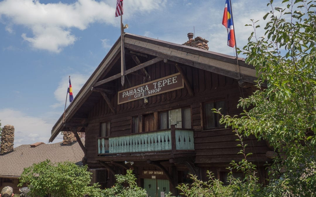 Company Operating Buffalo Bill Museum Gift Shop Fails to  Implement Audit Recommendations — Again